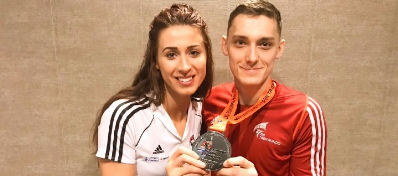 World Champion Walkden 'Kus-sing' her luck after Dutch Open Silver