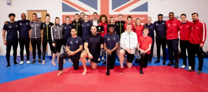2020 boost for GB Taekwondo as Mooto Agree New Sponsorship Deal