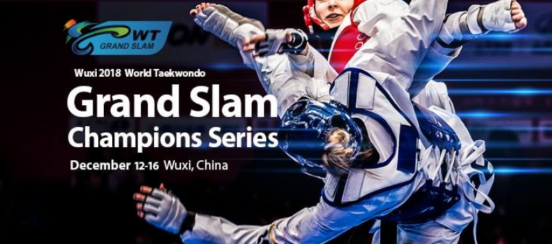 Williams leads the way as GB fighters look to cash in at World Grand Slam
