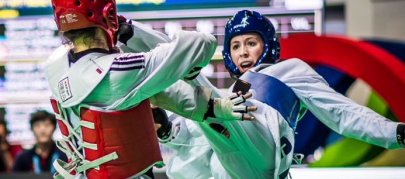 Olympic Champion Jones Looking To Become Grand Slam Head Girl