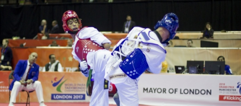 Washington Calling for GB Para Taekwondo Squad