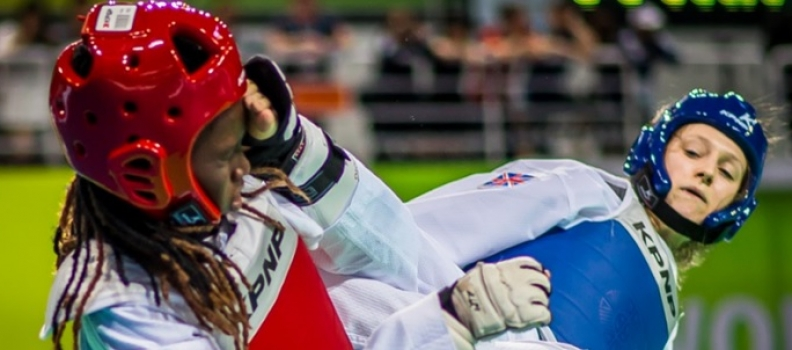 US and them! GB stars final test before World Taekwondo Grand Prix