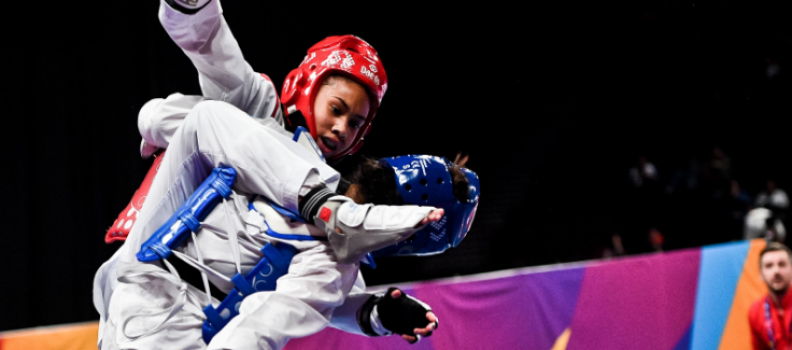 Junior joy as fab four step up to senior GB Taekwondo squad