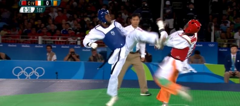 Rio 2016: Lutalo Muhammad's Final