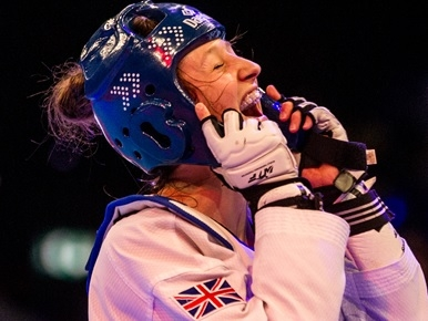 Watch Lauren win the World Taekwondo Grand Prix in London!