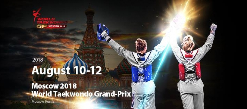 World Taekwondo Grand Prix Moscow 2018