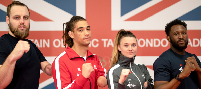 Search for a Star – Para Places up for Grabs as GB Taekwondo Launches Talent Search