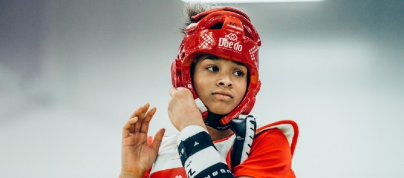 Sharissa is on top of world after elevation to GB Taekwondo's WCP programme