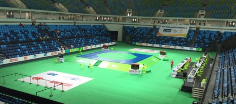 OLYMPIC MATTING OPPORTUNITY
