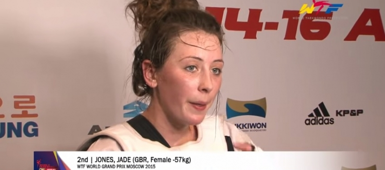 Jade Jones On Her Silver At The Grand Prix Moscow