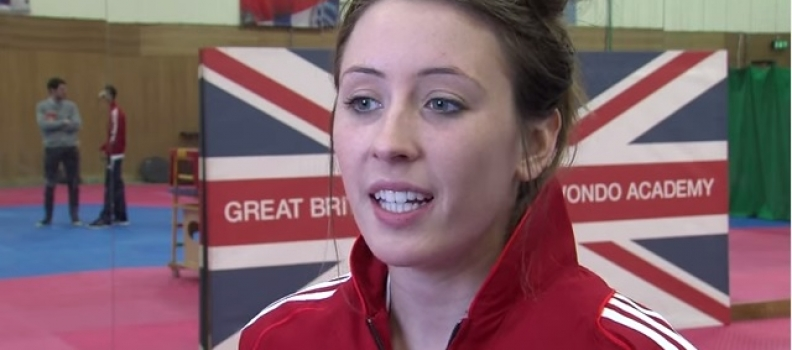Behind The Scenes With Jade Jones