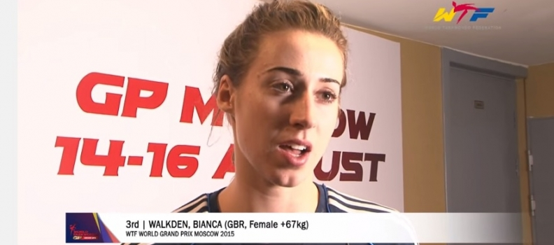 Bianca Walkden On Her Bronze At Grand Prix Moscow