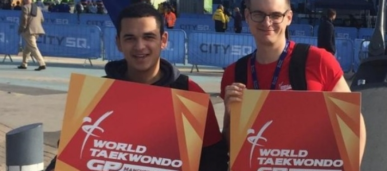 GB Taekwondo launch the Volunteer Programme for the Manchester 2019 World Taekwondo Championships
