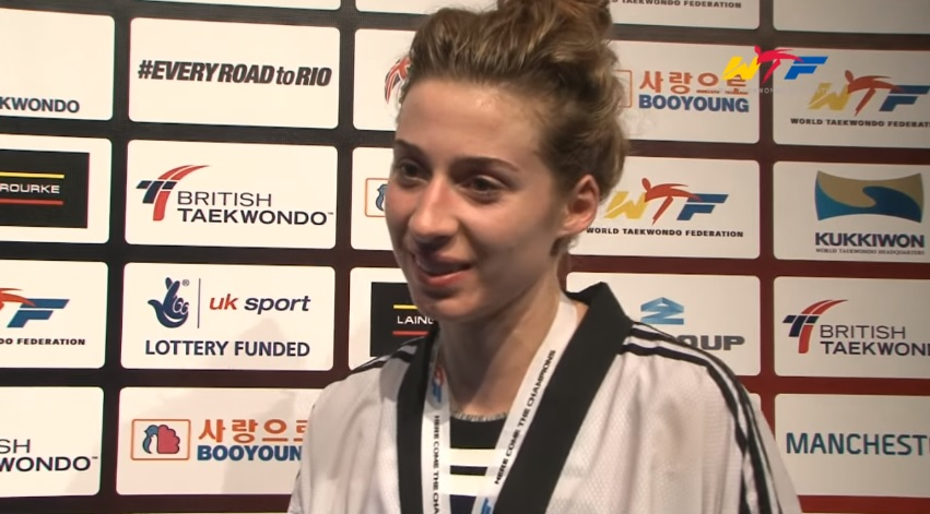 Bianca Walkden On Her Silver At The Grand Prix Manchester