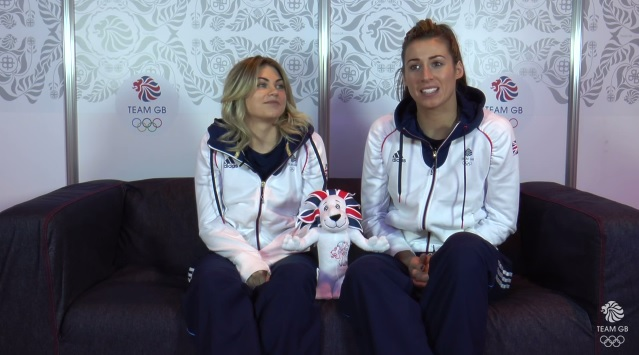 60 Seconds With Charlie Maddock and Bianca Walkden