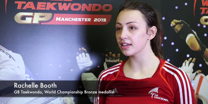 Rachelle Booth Previews Manchester Grand Prix