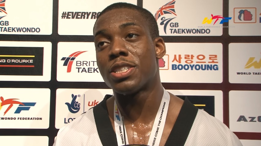 Lutalo Muhammad On His Silver At The Grand Prix Manchester
