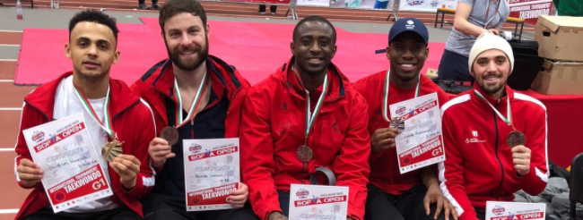Walkden, McNeish strike gold as Brits on cloud nine at Sofia Open