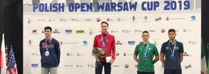 Grit and Polish – Josh Steps Up To Podium Top After Career Highlight