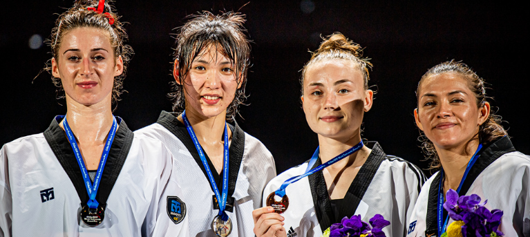 Silver Success For Duo