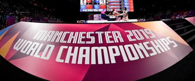 It's one of our own…Manchester's world championships recognised with top honour